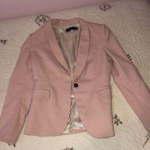 Zara fitted blazer